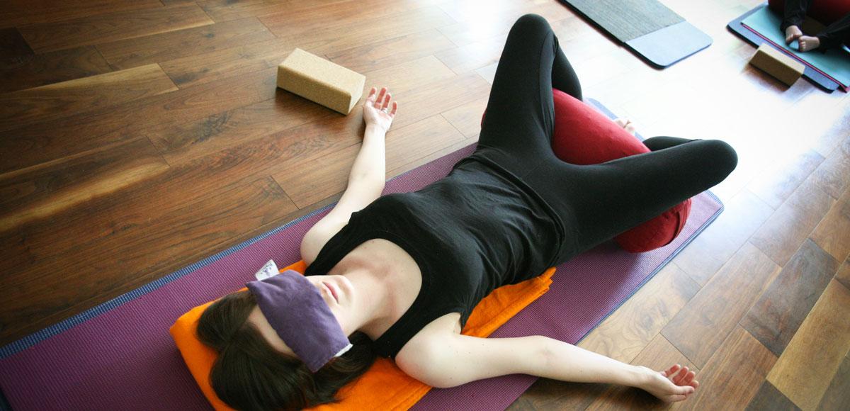 Advanced Restorative Yoga Workshop