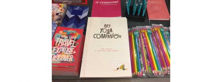 My Yoga Companion – How I wrote the content for a published yoga journal