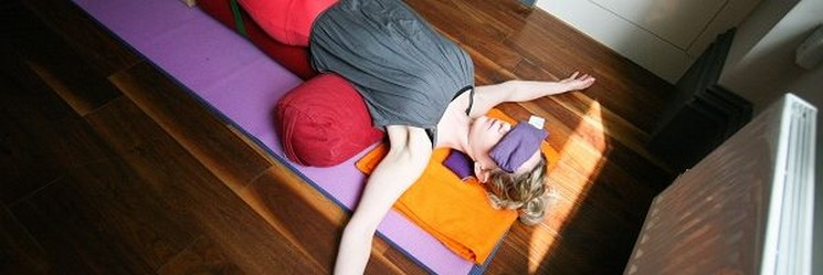 Restorative Yoga – Probably the best Yoga in the World?