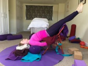 restorative yoga  probably the best yoga in the world