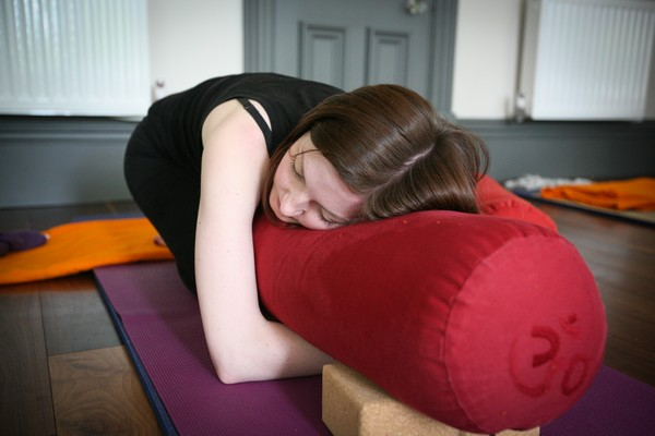 Advanced Restorative Yoga